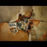 #101 – 36″ x 48″ acrylic/canvas