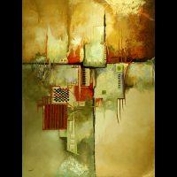#111 – 36″ x 24″ acrylic/canvas