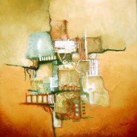 #115 – 24″ x 24″ acrylic/canvas