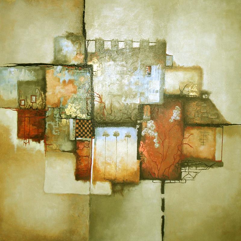 #116 – 30″ x 30″ acrylic/canvas