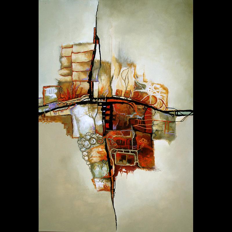 #124 - 36 x 24 acrylic/canvas