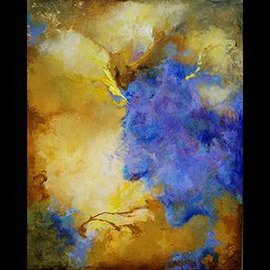 #146 20 x 16 acrylic/canvas