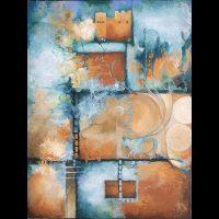#151 40 x 30 acrylic/canvas